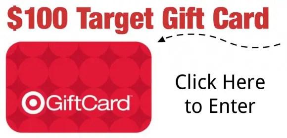 Snag Free Samples $100 Target Gift Card Giveaway 2/14/16 1PP18+