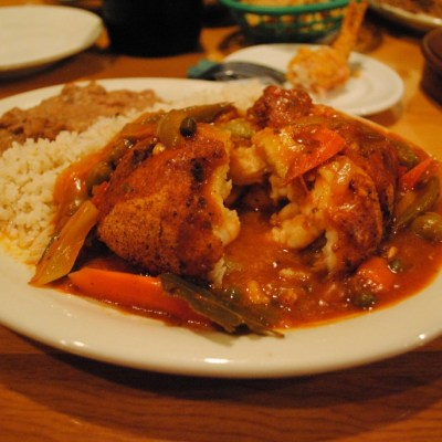 Go Texan – Restaurant Round Up – El Terco Seafood- Mc Allen, Texas