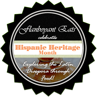 Flanboyant Eats Celebrates Hispanic Heritage Month