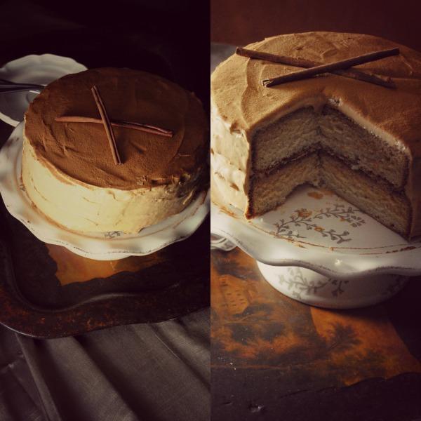 birthday cake, cinnamon cake