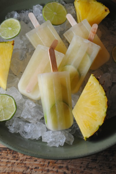 pineapple pops