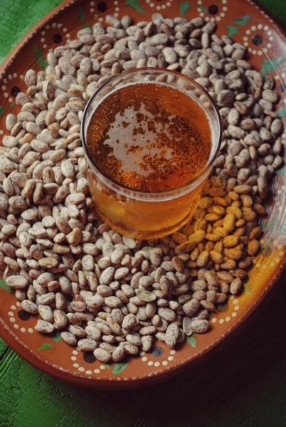 Beer Beans, Borracho Beans