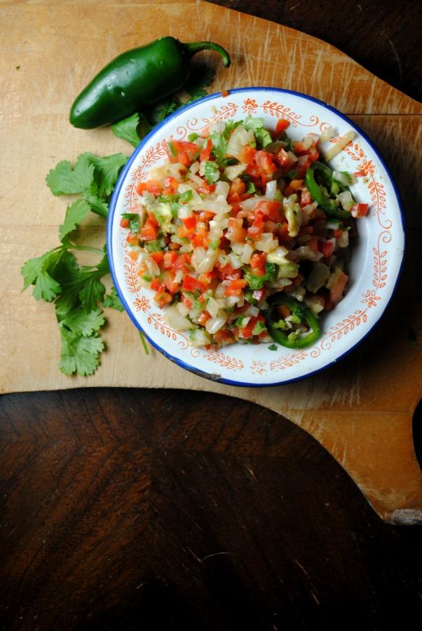 Avocado Salsa – (Guasacaca) from sweetlifebake.com