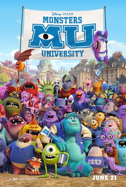 Monsters university group