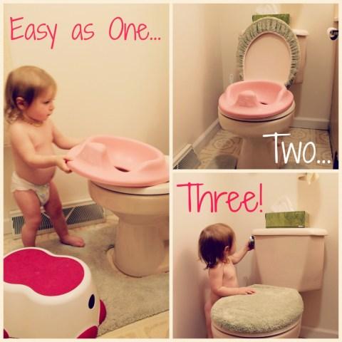 Bumbo potty trainer toilet training easy