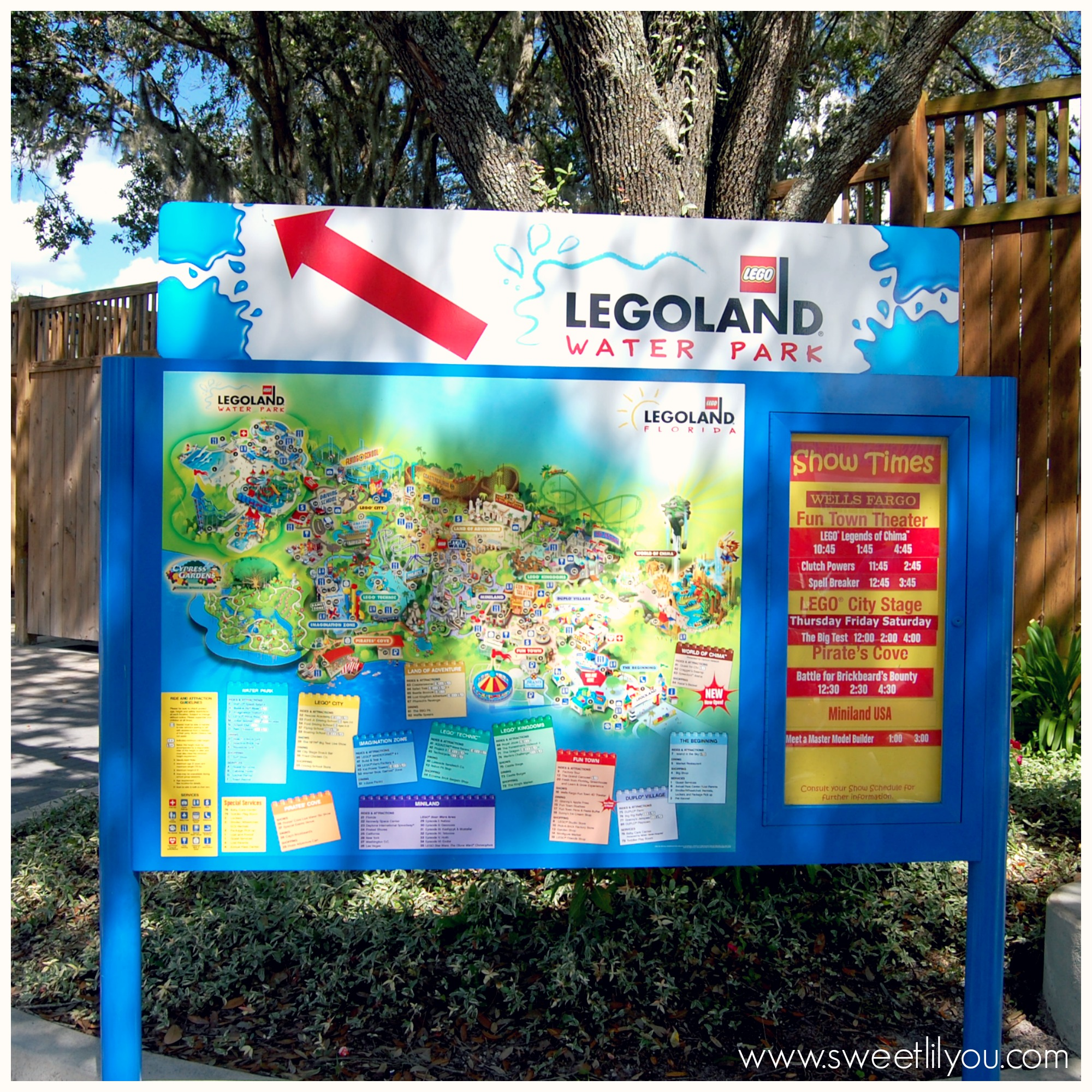 our legoland florida adventure sweet lil you