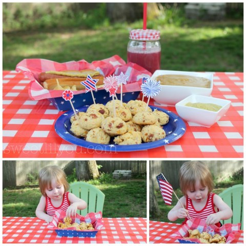 Patriotic Picnic #PriceChopperBBQ #shop
