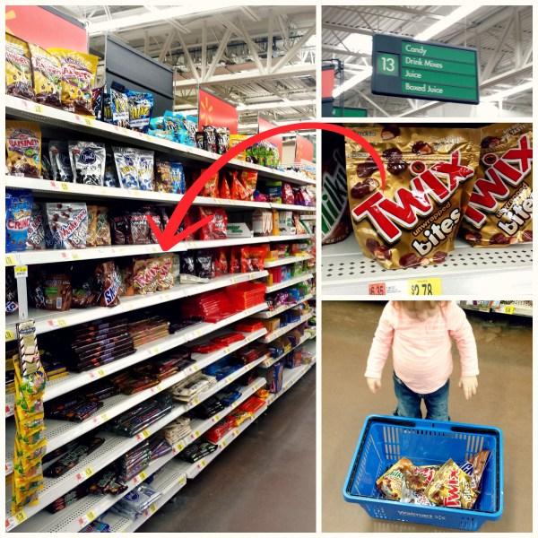 TWIX Bites at Walmart #EatMoreBites #cbias #shop