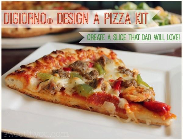 Yum! DIGIORNO® Design A Pizza Kit #DesignAPizza #Digiorno  #shop #cbias