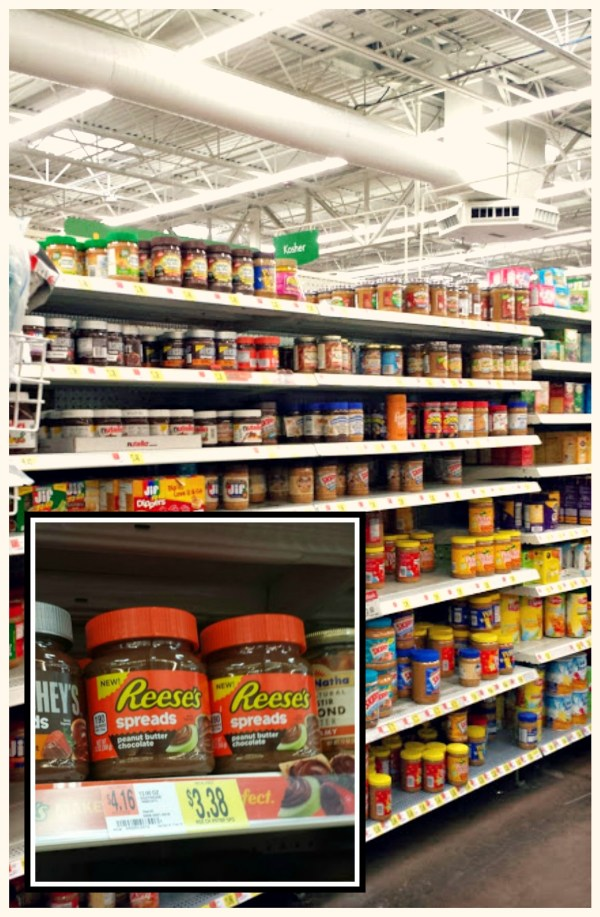 Reeses Spreads at Walmart! #AnySnackPerfect #ad