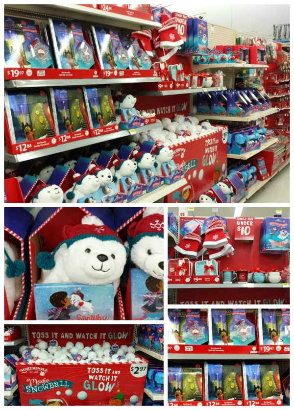 Northpole by Hallmark at Walmart #NorthPoleFun #ad