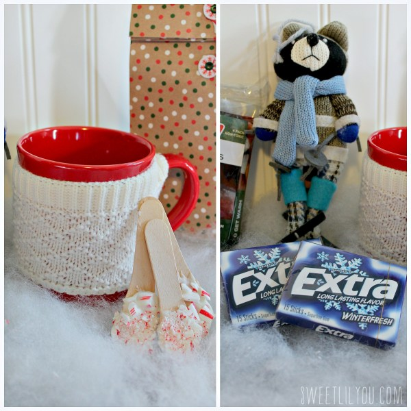Sending EXTRA Warmth for the winter #ExtraGumMoments #ad