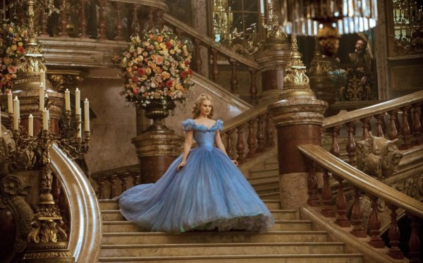 Disney's Cinderella In Theaters March