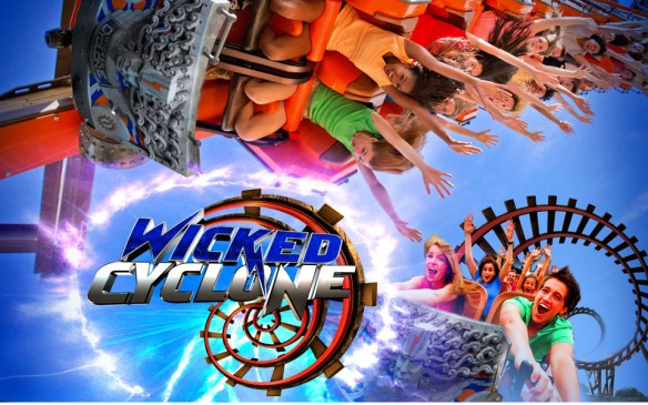 Wicked Cyclone Logo graphic