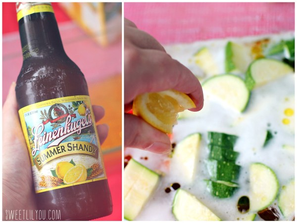 Leinenkugel's Summer Shandy and Lemon