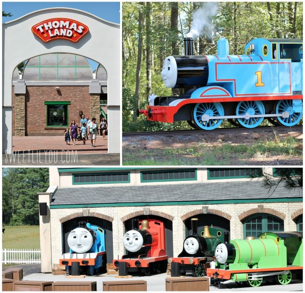 Thomas and Friends at Thomas Land