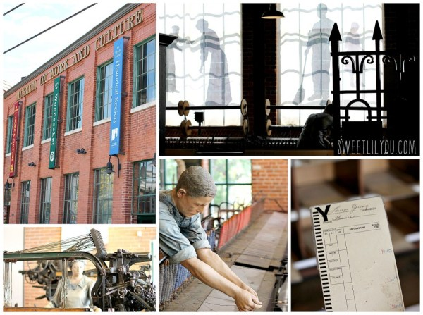 Museum of Work and Culture - Woonsocket, RI #BlackstoneValley