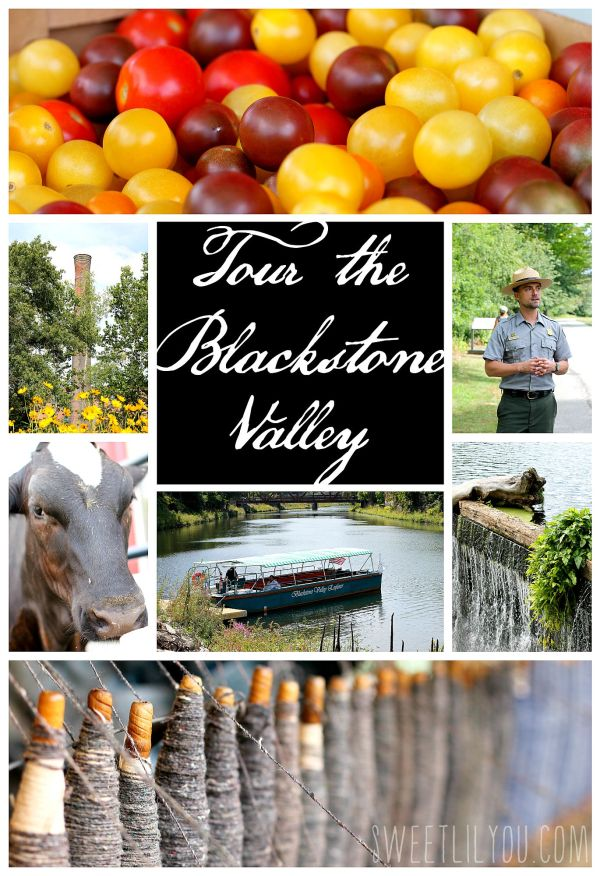 Tour The Blackstone Valle - #BlackstoneValley
