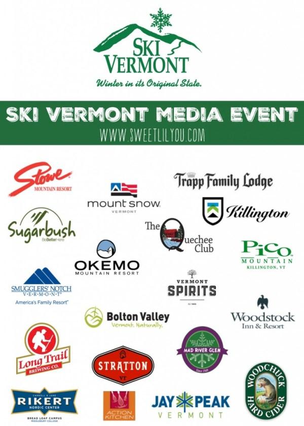 Ski Vermont Media Event