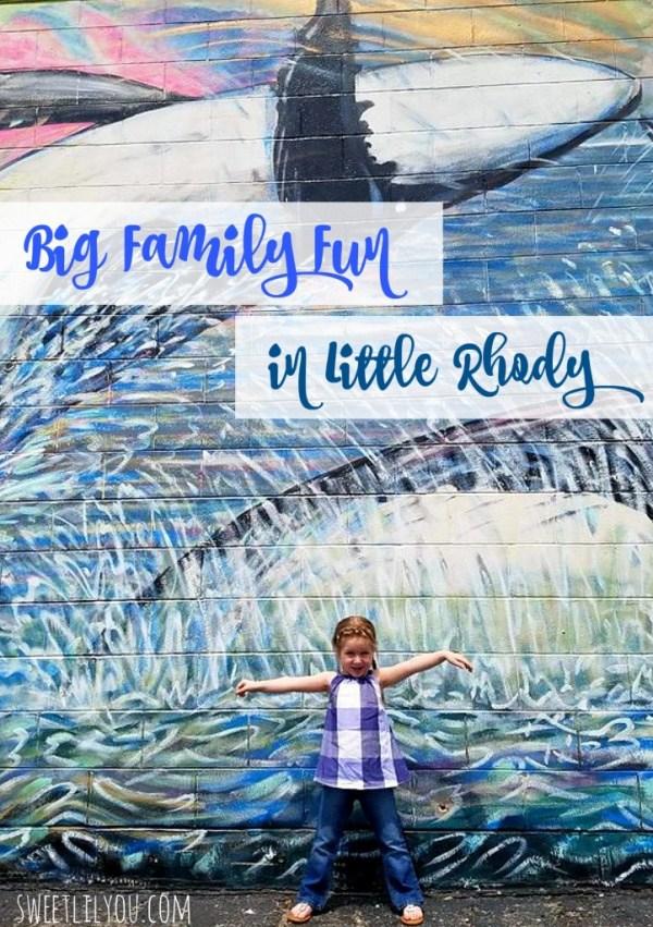 Family Fun in Rhode Island