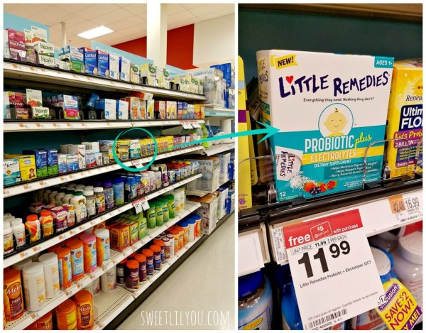 little remedies at target