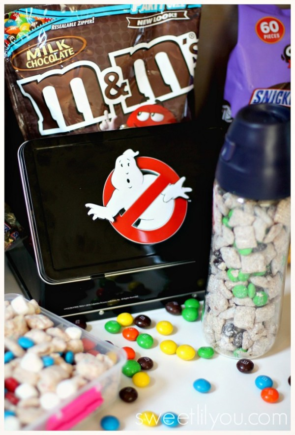 back to school with ghostbusters