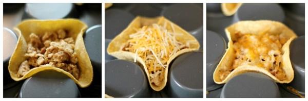 Recipe nacho cups