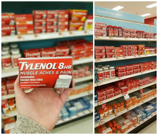 TYLENOL® 8 HR Muscle Aches & Pain at Target