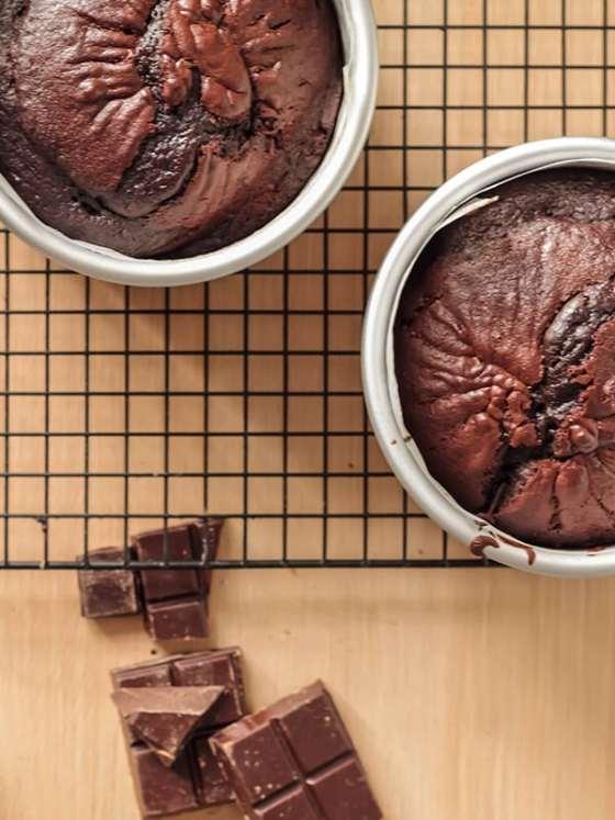 buttermilk gâteau au chocolat