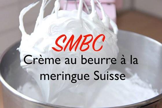 Crème au beurre à la meringue Suisse