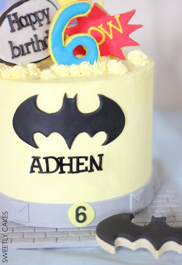 Layer Cake Batman
