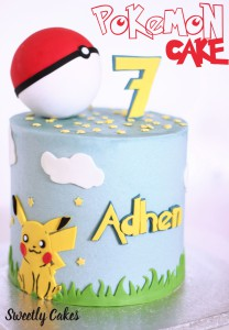 Layer cake pokemon