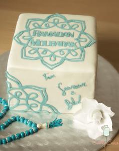 Gâteau ramadan
