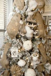 Holiday Mantel and Tree Decor and FREE Printables