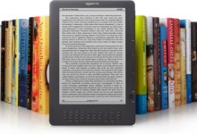 Amazon Kindle DX 9.7 E Ink Display 3G Works Globally
