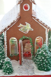 Gingerbread Church | Sweetopia
