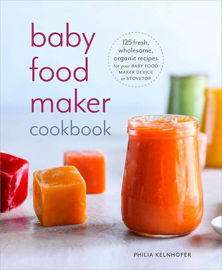Baby Food Maker Cookbook Announcement! - Sweetphi