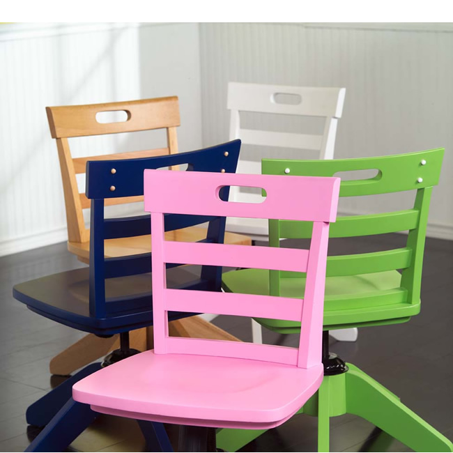Childrens Desk Chair Kid's Desk Chairs By Maxtrix Kids