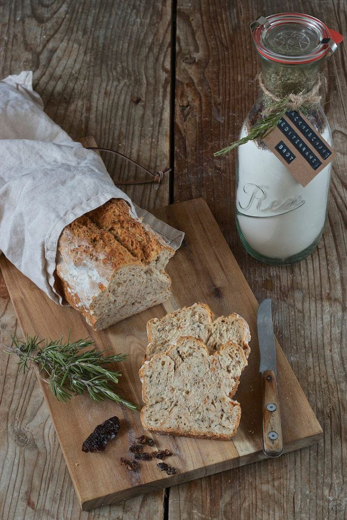 Backmischung Brot Backmischung Mediterranes Brot - Sweets & Lifestyle®