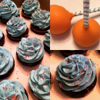 Finding Nemo themed baby shower  Sweets By Sue