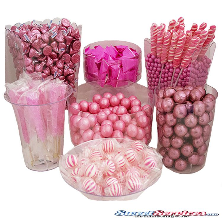 Wholesale Wedding Distributors Pink Candy Buffet Sweetservices Online Bulk Candy Store