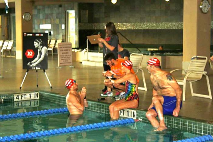 LTF swim