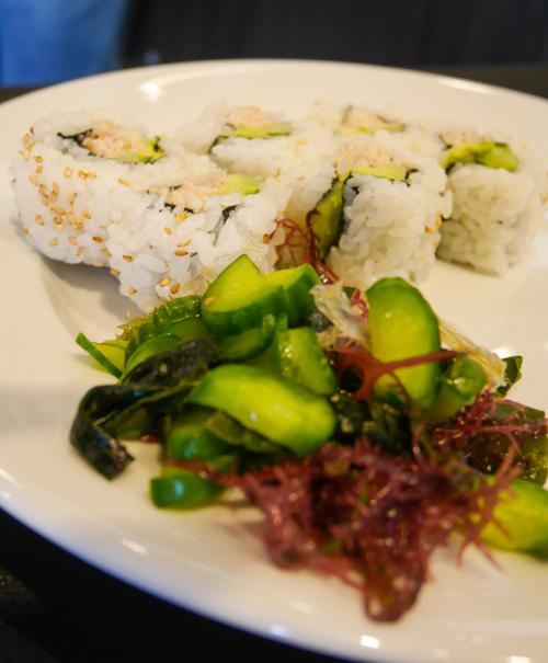 how to prepare seaweed salad