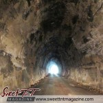 Knolly's Tunnel Interior by Nadia Ali in sweet T&T for Sweet TnT Magazine, Culturama Publishing Company, for news in Trinidad, in Port of Spain, Trinidad and Tobago, with positive how to photography.