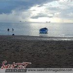 Place - Vessigny Beach in sweet T&T for Sweet TnT Magazine, Culturama Publishing Company, for news in Trinidad, in Port of Spain, Trinidad and Tobago, with positive how to photography.
