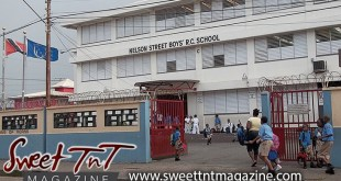 Nelson Street Boys' RC School, Port of Spain, for teachers article in Sweet T&T, Sweet TnT, Trinidad and Tobago, Trini, vacation, travel,