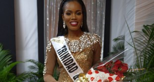 Miss Universe 2017 Trinidad and Tobago