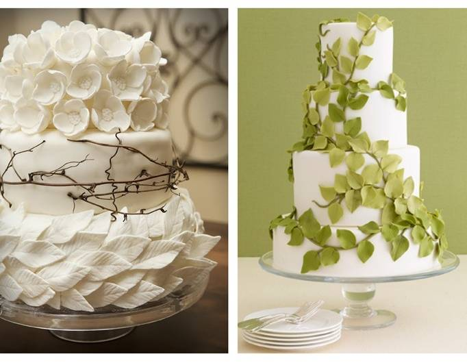 wedding cake inspiration beautiful botanicals