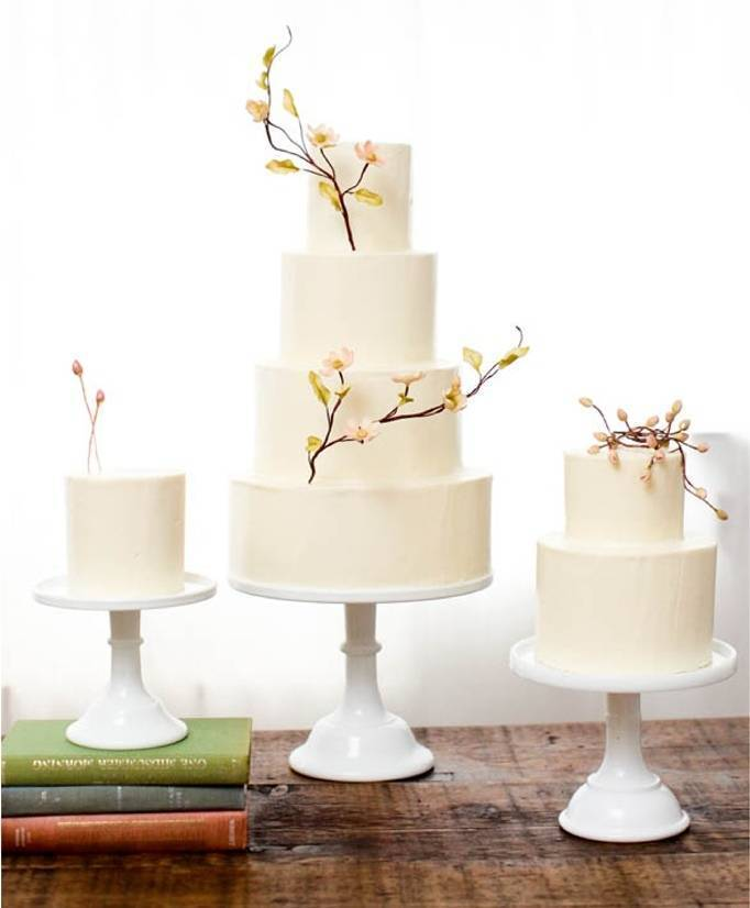 Wedding Cake Inspiration Ideas: Wedding Cake Inspiration: Beautiful Botanicals