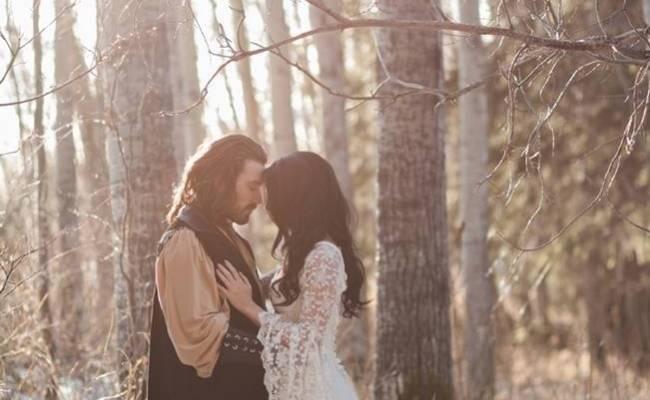 Snow White & The Huntsman Styled Wedding Shoot